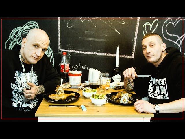 $ick & MC Bogy kochen zusammen (16BARS.TV)
