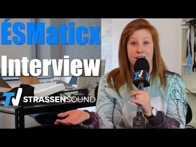 ÉSMaticx Interview: Rot, Shisha, Lesbisch, Egoland, VBT, Female Rap, Cro, Schwesta Ewa, Attendorn