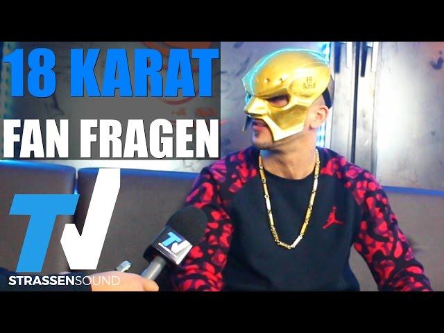 18 KARAT Fan Fragen: Supremos, Marteria, Blender, 3 Wünsche, Deutschrap Szene, Play69, ItsMertTV