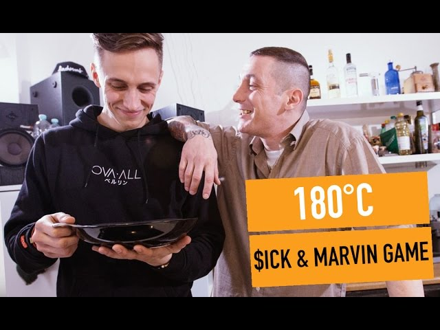 180°C mit $ick & Marvin Game | 16BARS.TV