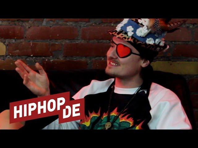 33 Minuten Lachkrampf: Die Orsons im Brainstorming (Interview) - Jetzt mal Erich