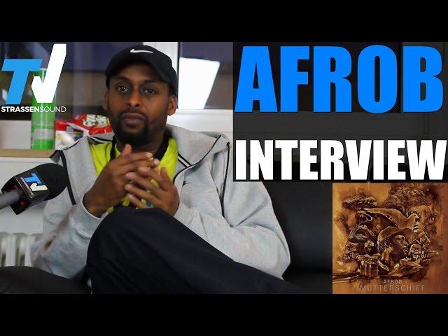 AFROB Interview: Mutterschiff, ASD, Samy Deluxe, Xavier Naidoo, Respekt, Tour, Außerirdisch, Style