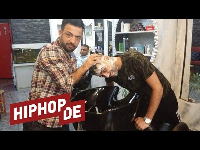 Mit Al-Gear beim Friseur: Zwischen Bartschneider und Rasierklingen #waslos
