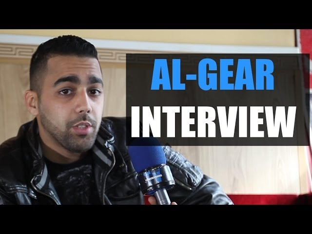 AL GEAR INTERVIEW: WMA, KOLLEGAH, MILFHUNTER, CHAMPIONS LEAGUE, MINUSMENSCH, MOSH36, FARID BANG