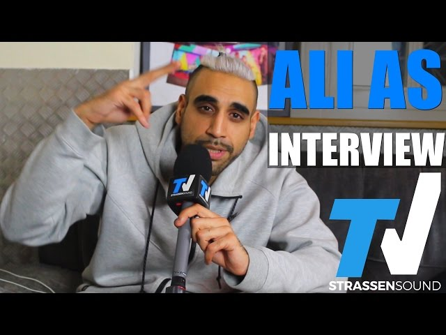 ALI AS Interview: Euphoria, Kollegah, Farid Bang, Fler, Money Boy, Namika, MoTrip, München Rap