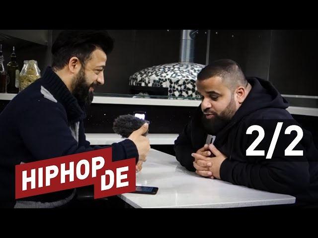 Ali Bumaye: Fanfragen, Kurdo, Bonez MC, Kollegah vs Fler, Shindy, Kay One & Diät (Interview) #waslos