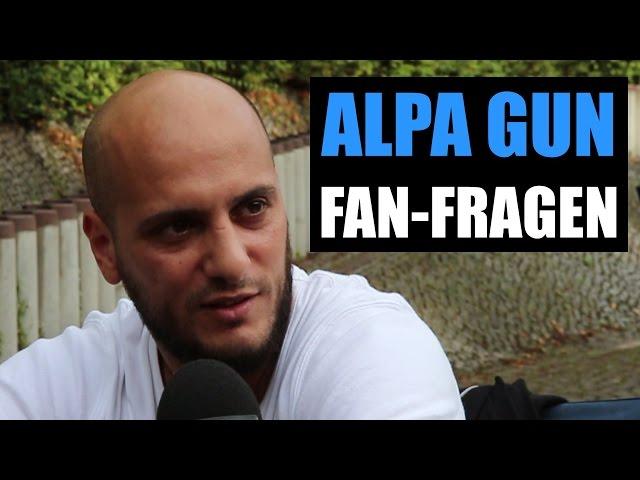 ALPA GUN FanFragen: Shindy ist cool, Deso Dogg, Azad Beef wegen Sido, Farid Freundschaft, Fler, Fard