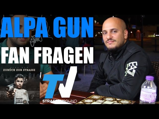 ALPA GUN Interview: Banger Musik, itsMert, Emotionale Interviews, Summer, KC Rebell, Familie, Farid