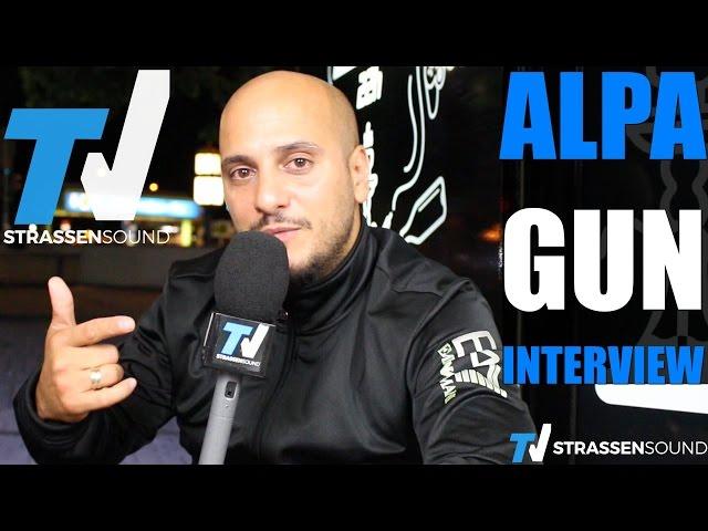 ALPA GUN Interview: Sido, Farid Bang, Massiv, Erdogan, Fard, Türkei, Savas, 187, Zurück Zur Straße
