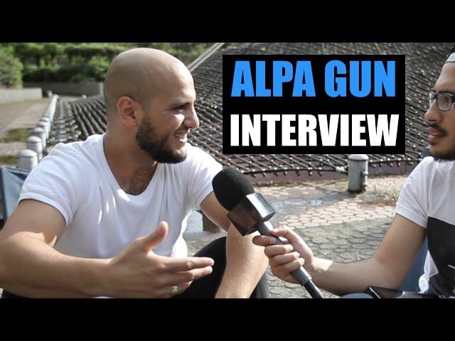 Alpa Gun Interview: GUZS, Nazar, Sido, Pa Sports, Kay One, MoTrip, Farid Bang, Savas, MOK, Celo, Eko