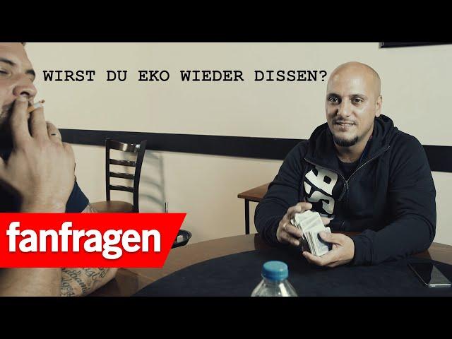 Alpa Gun: über Farid Bang, Fler, Kool Savas, Eko Fresh, Pa Sports (Fanfragen)