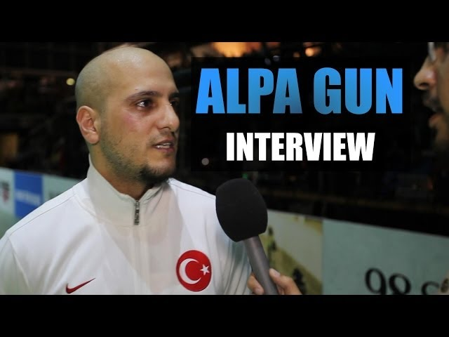 ALPA GUN INTERVIEW: KISS CUP, WM, TÜRKEI, KOOL SAVAS, KOLLEGAH, PA SPORTS, SIDO, BSH, BACHELOR