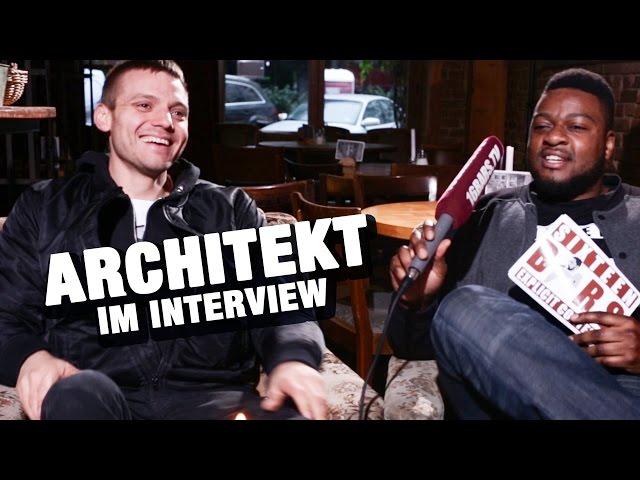 Architekt über Boxen, Lakmann & neue Musik (16BARS.TV)