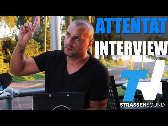 ATTENTAT Interview: Album, Ehre, Kurden, Xatar, KC Rebell, Politik Realtalk, Sport, Leverkusen
