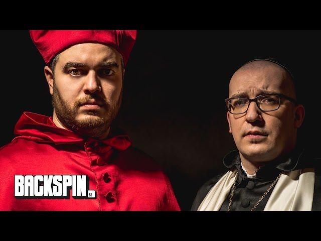 Audio88 & Yassin über Religion, Politik und Rolltreppen (BACKSPIN TALK)