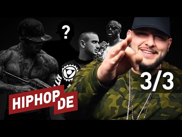 Azad, Haftbefehl, Manuellsen, Kendrick & Co.: 10 legendäre Alben! KEZ im Interview – On Point Talk