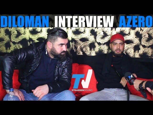AZERO & DILOMAN Interview: EP #31#, KC Rebell, Kurdo, Hamad45, Kalazh44, AK, Shqiptar, Mosh, Berlin