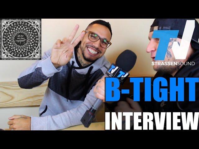 B-TIGHT Interview: Sido, Hochzeit, Bogy, Wer Hat Das Gras Weggeraucht, Alpa, Sekte, Signing, Aggro