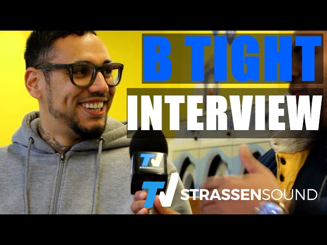 B-TIGHT Interview: Sido Kollabo, Born 2 B-Tight, Aggro Reunion, Kiffen, BobbyCar, Frauenarzt, Harris
