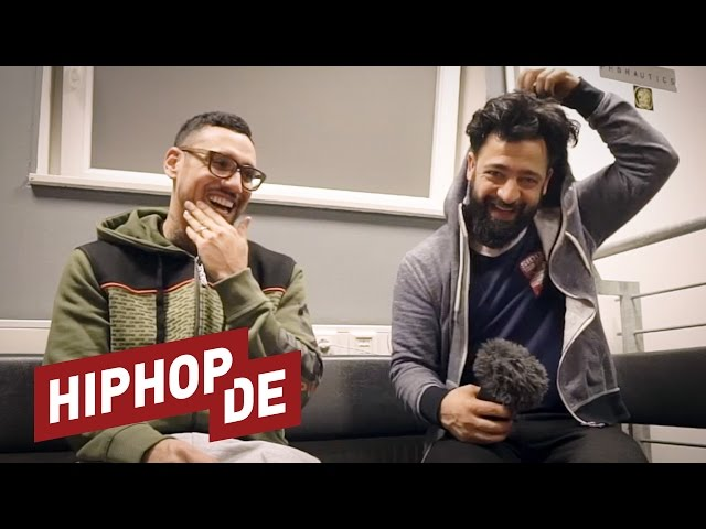 B-Tight: Zwiespalt – Karriere oder Kinder? Erziehung, Sido-Tour & Limp Bizkit (Interview) #waslos