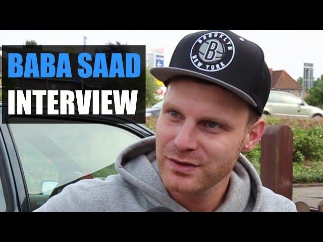BABA SAAD INTERVIEW: Das Leben Ist Saadcore, Libanon, EstA, Bushido, Kay One, Jamila, Kollegah, Sido