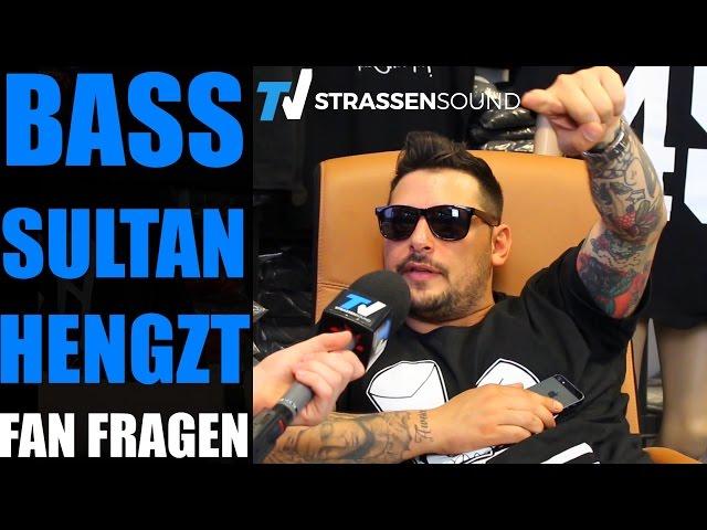 BASS SULTAN HENGZT Fan Fragen: Orgi69, Summer Cem, Ali, Fler, Sido, DMX, Farid Bang, Fett, Playmate