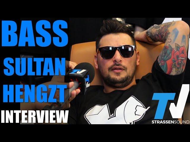 BASS SULTAN HENGZT Interview: Farid, Orgi, Tumor, Sido, KKS, Bushido, Al-Gear, Anabolika, Ufo, BSH
