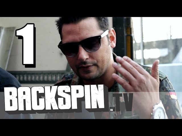 B.S.H. über Labelsituation, BPjM und die bisherige Karriere | (Interview Part 1/3) BACKSPIN TV