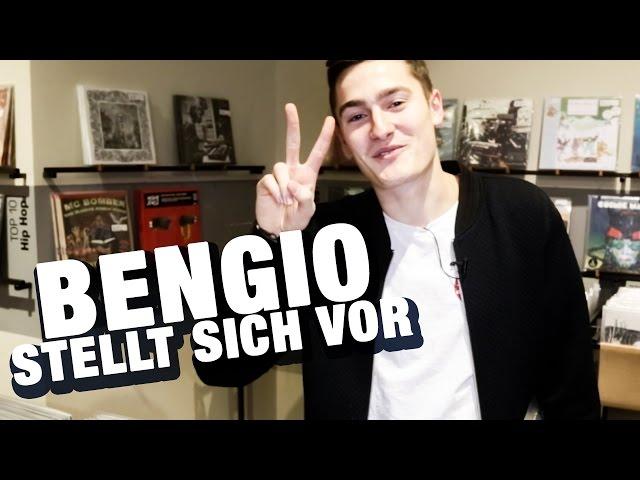 Bengio stellt sich vor (16BARS.TV)