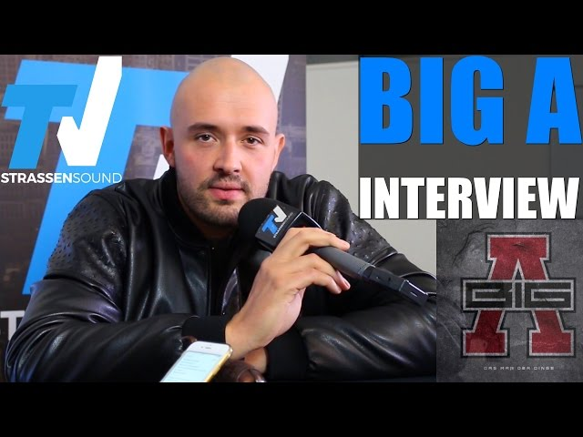 BIG A Interview: Omik K, Das Maß Der Dinge, Leipzig, 2.10 Meter, Kuba, Osten, Basketball, Tattoo