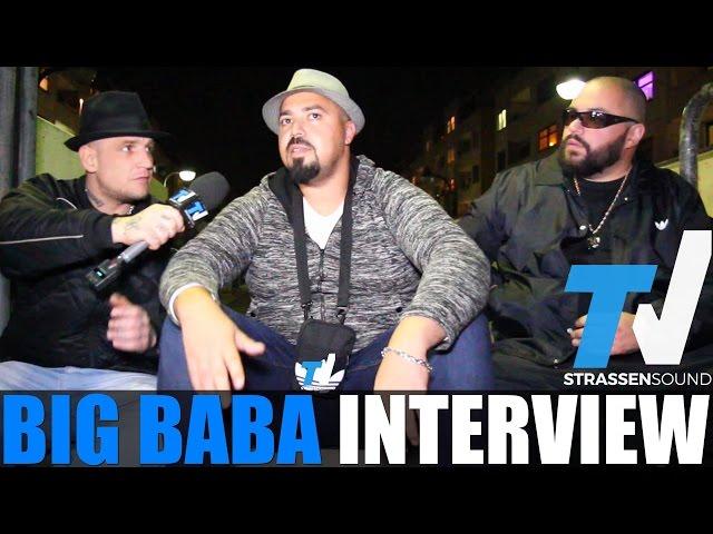 BIG BABA Interview: Baba Kaan, Berlin, AK Ausserkontrolle, Alpa Gun, MC Bogy, Palästina, PA, Mosh