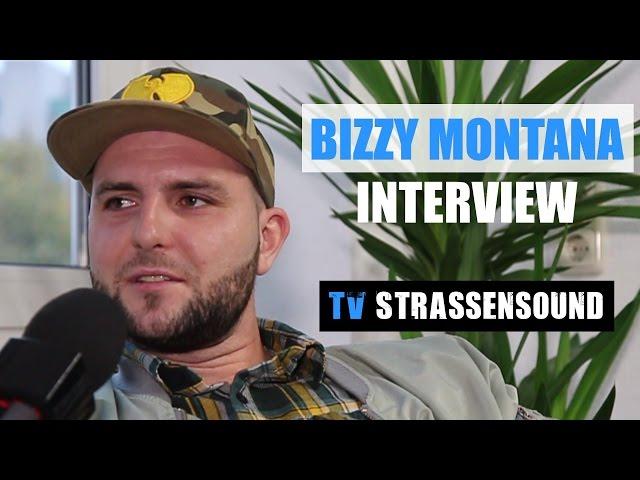 BIZZY MONTANA INTERVIEW: Vega, Freunde Von Niemand, Charts # 6, Bosca, Bushido, Cashmo, WuTang, FVN