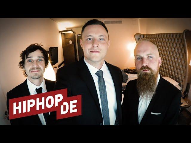 Blaulicht & roter Teppich: Hiphop.de beim europäischen Medienpreis in der ARD (VLOG) - Backstage
