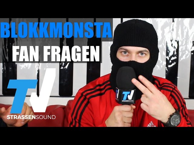 BLOKKMONSTA Fan Fragen: HT100 Sampler, Sinan G, Berlin, Bushido, Summer Cem, Orgi, Punch, Waffen