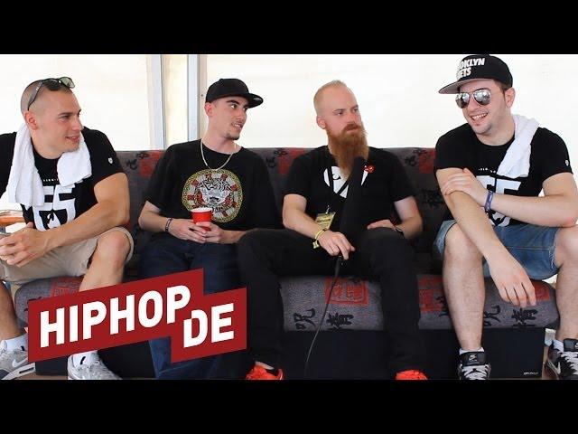 Bosca, Johnny Pepp und Timeless über Festivals und Releases (Interview) - Toxik trifft