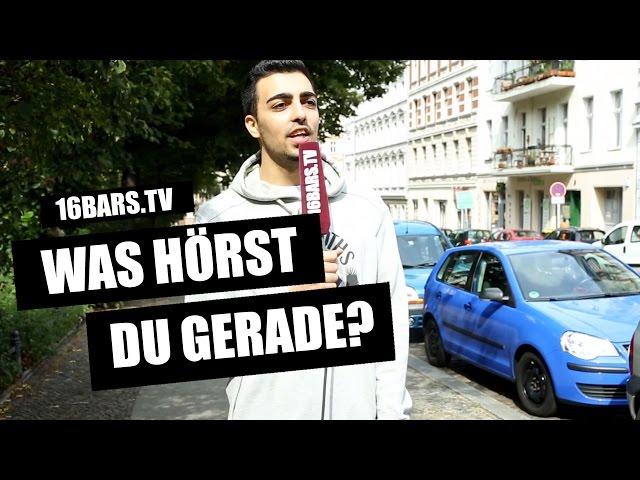 Was hörst du gerade? | mit BRKN (16BARS.TV)