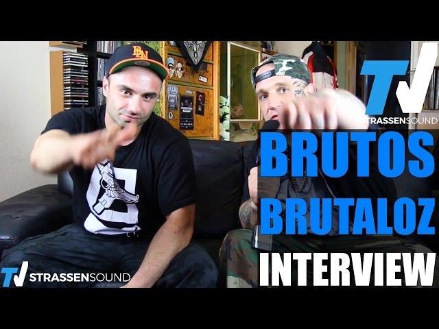 BRUTOS BRUTALOZ Interview: Album, Bushido, Türsteher, Savas, Eko, Frauenarzt, Bogy, Ice Cube, Arafat