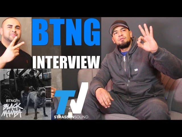 BTNG Interview: Black Mamba, Boateng, RAF, Kontra K, Bonez, Jay Z, AFD, Änis Ben Hatira, Ballack, KC