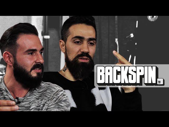 Das große Bushido und Shindy Interview mit Niko (BACKSPIN TALK)