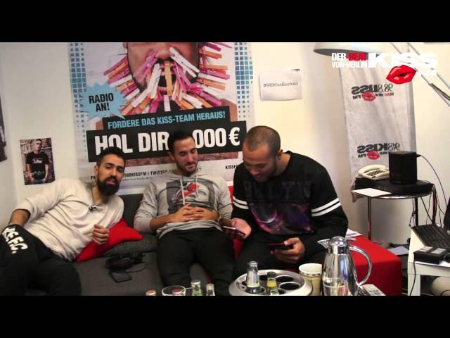3. Falk Schacht & Julian FM Stöckel - Das längste Interview der Welt auf 98.8 KISS FM
