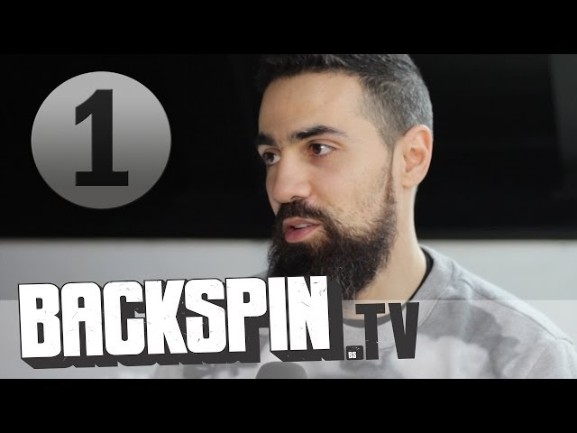 Bushido über Ersguterjunge-Vergangenheit und Shindy | BACKSPIN TV (Interview Part 1/8)