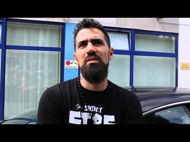 Interview: Bushido zur Razzia in seinem Berliner Büro