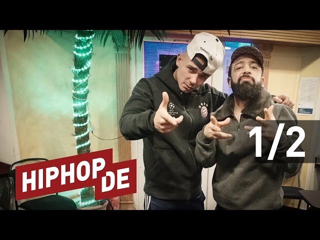 Capital Bra: LX, Bonez MC, Olexesh, Ufo361, Ukraine, russischer Rap & Fame (Interview) #waslos