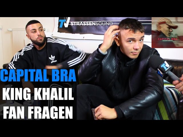 CAPITAL & KING KHALIL Fan Fragen: Tour, Gras, Banger, Samy Deluxe, CR7Z, 18 Karat, BMCL, Fler