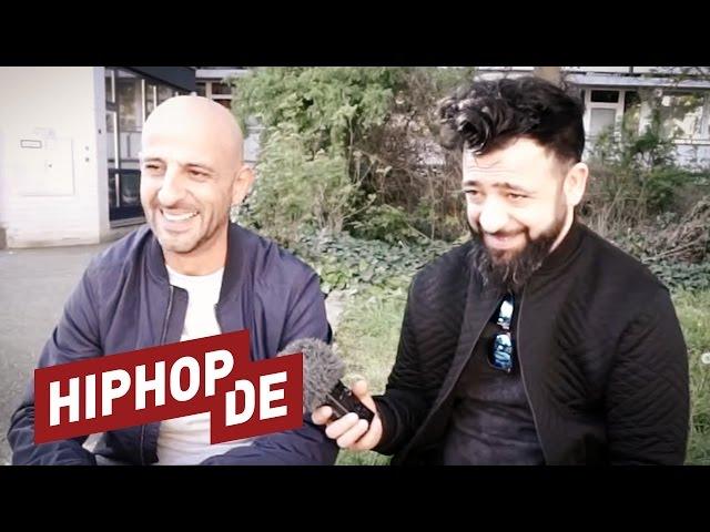 Capkekz: Neues Album, Al-Gear, KMN Gang, Geld, Marokko, Einwanderung & Politik (Interview) #waslos