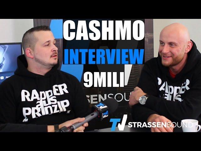 CASHMO Interview: 9Mili, 1994, Rapper Aus Prinzip, Brudi, Reportage, Hater, Bizzy Montana, MoTrip