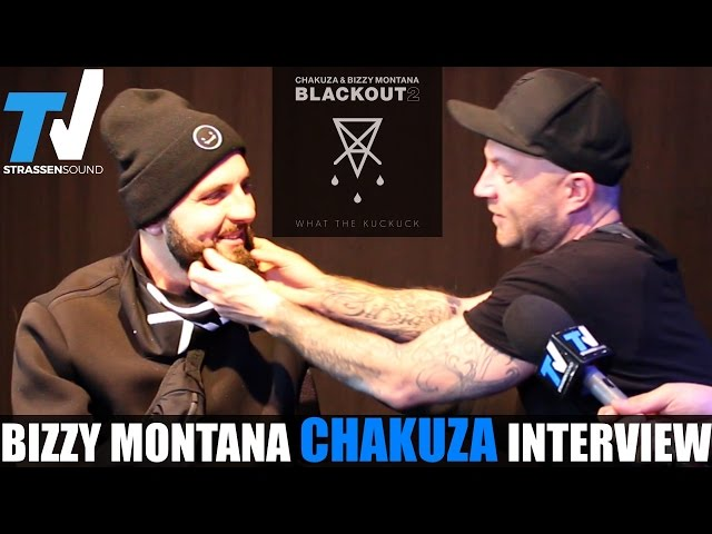 CHAKUZA & BIZZY MONTANA Interview: Blackout 2, Bass Sultan Hengzt, Summer Cem, Nazi, Seyed, Schwul