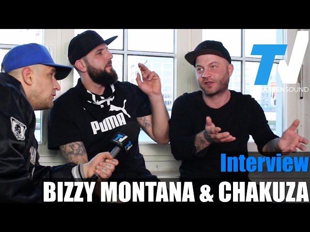 CHAKUZA & BIZZY MONTANA: MC Bogy, Bushido, Fler, Blackout 2, Berlin, Österreich, Kollabo, Hengzt