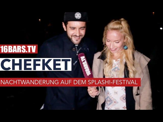 Chefket & Visa Vie: Nachtwanderung auf dem splash!-Festival (16BARS.TV)