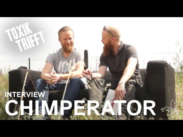 Chimperator-Labelchef Sebastian Schweizer: Ein Blick hinter die Kulissen | Toxik trifft #211
